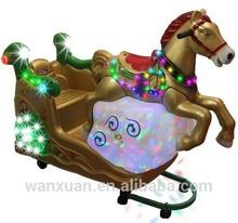 Warmly Pleasure for your children ! kids ride coin swig machine indoor amusement