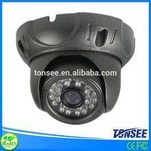 Vandal-proof dome camera,digital fiber optic cctv video converter,cctv camera housing