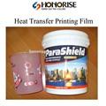 Wärmeübertragungdrucken plastikeimer, wärmeübertragung film