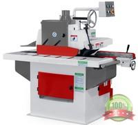 High precision wood floor cutting single blade saw