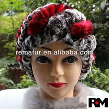 100% real rex rabbit fur pelt dyed for rex rabbit coat / vest / plate
