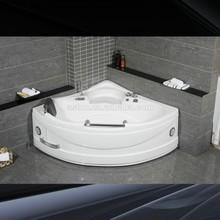 CETL CE Freestanding Water Jet Whirlpool Spa Bath bathtub