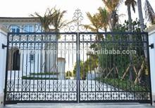 Cast Steel Forged Main Gate Design