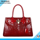 custom elegant ladies leather purses handbags pictures price made in china wholsale