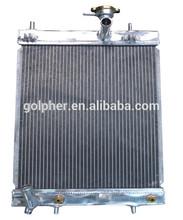 Auto Parts For Daihatsu Mira Move Avi 06-12 L685S Aluminum Radiator 16400-B2240