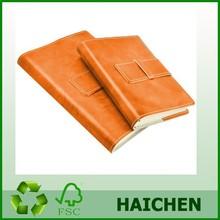 OEM stationery/wholesale pu notebook/leather notebook