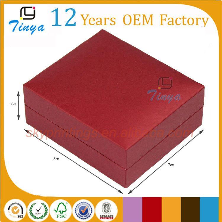 Chinese red wedding ring box flat pack, View ring box, Tinyaring ...