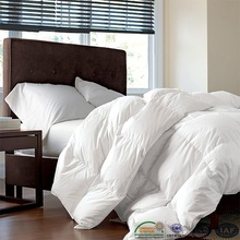 new arrival give away 300TC natural washed full size hotel collection comforter