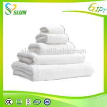 Fashionable home textile product cotton discount bath towels