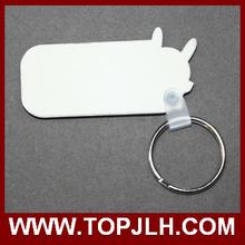 Newest Blank Custom Key Chain Christmas Promotion Keychains