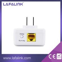 Mini PLC wireless powerline uk adaptor homeplug av