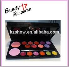 Eye Shadow+Lip Gloss+Blush