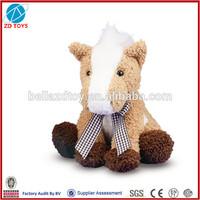 custom plush stuffed toy pony plush pony toy