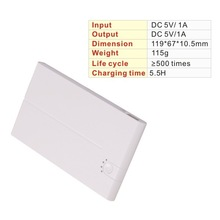 Best quality power bank case for samsung galaxy s4 4000mah portable power bank manufacturer