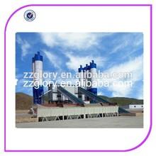 HZS120 stationary concrete batching plant concrete batching plant price concrete mixing plant