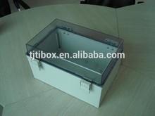 China high quality plastic enclosure IP65/IP66 plastic enclosure