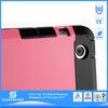 soft Gel skin back cover Case crystal clear hard case for ipad mini 2