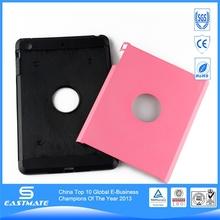 Stylish design clear crystal hard case for ipad mini