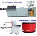 1.75mm e 3mm ABS/pla filamento macchina per stampante 3d filamento