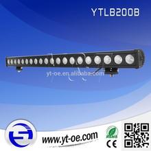 Y&T 2014 Hot sales 48 Inch 200W Led bar lights 4WD off road led light bar, LED driving car light bar