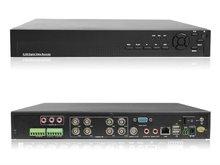 multi star 8ch p2p Stand alone CCTV DVR , h.264 network dvr