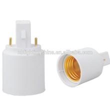 E27 to GX23 lamp adapter Base adapter E27 Socket GX23 Socket GX23 to E27 Adapter Converter Base for light holder