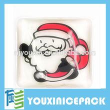 Christmas Reusable Heat Pack Hand Warmer Santa Design