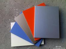 Metal fluor-carbon paint