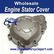 Motor Aluminum Stator Engine Crank Case Cover For Kawasaki Z1000 2011-2014 12 13 FECKA032