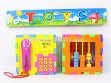 60 pcs kids cartoon phone toy intelligent toy connecting building blocks DC026479