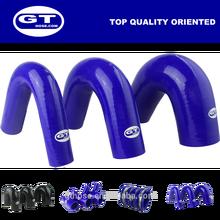 GT HOSE BRAND,silicone hose elbow 135 blue