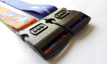 Cheap PP luggage bag belt with digital lock
