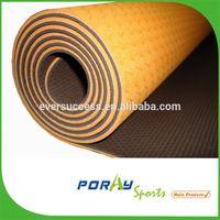 Eco - friendly Manufacturer TPE Yoga Mat, Yoga Towel, Yoga Accessory