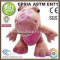 Lovely animal style plush toys dinosaur animals