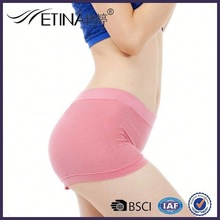Wholesale Prices Seamless Fashion sex girls satin cotton photos open woman underwear