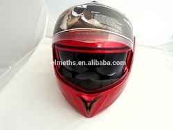 Unique Motorcycle Flip-up Helmet