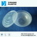 Yq-808 grande descartável plástico food bowls