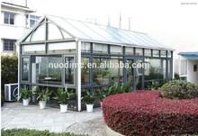 Made in China aluminium winter garden sunlight glass room