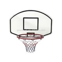 basketball backboard and rim