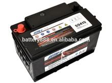 Mf Battery Lead Acid 55415MF 12V55AH