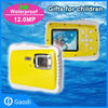 Low price 12.0M Pixels kids mini digital camera, well for promotion