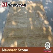 Beige travertine pavers,travertine floor tiles