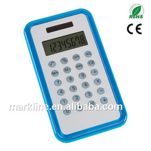 8 digit plastic phone calculator