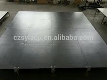 OA interlock raised access flooring panel epoxy resin flooring
