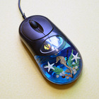 2014 Hot Sale Custom Promotion Factory Direct Sea Lif e Series Wired Optical Mouse MB1002J11