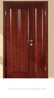 2014 Customized Wood Door Factory Raw Solid Wood Doors Prices