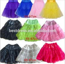 Hot Sale Underskirt Bridal Underdress Wedding Petticoat rockabilly petticoat