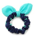 2014 bolinhas lindo scrunchies, meninas crianças elásticosdecabelo