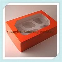 China supply decorative paper cardboard birthday cake boxes
