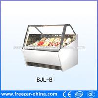 Customize ice cream shop equipment in china